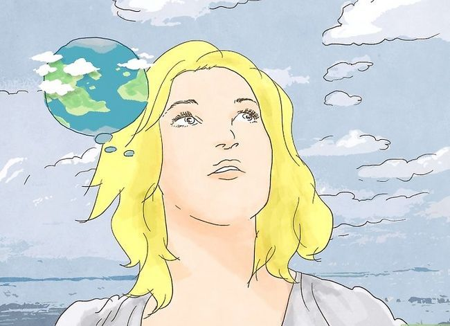 Prent getiteld Attain Nirvana Stap 2