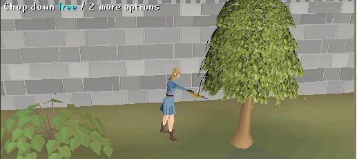 Prent getiteld Chop_tree_308.jpg