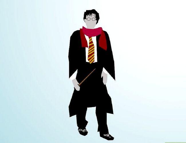 Prent getiteld Harry Potter Costume Intro