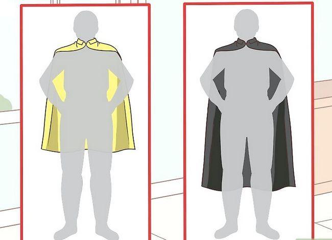 Prent getiteld Maak `n Robin Kostuum Stap 9