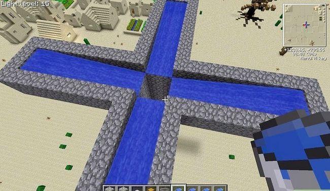 Prent getiteld Maak `n Mob Spawner in Minecraft Stap 12