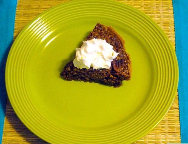 Prent getiteld Maak Pecan Pie Stap 11