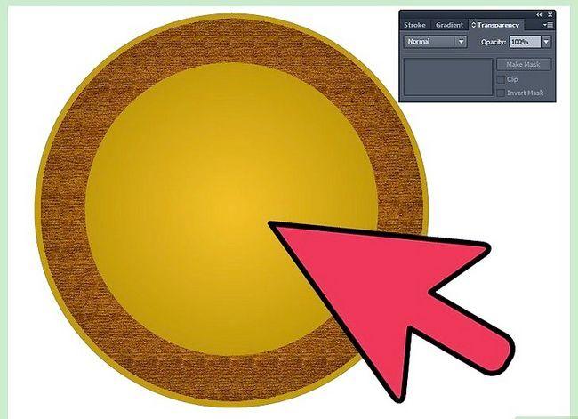 Prent getiteld Maak `n klok in Adobe Illustrator Stap 5