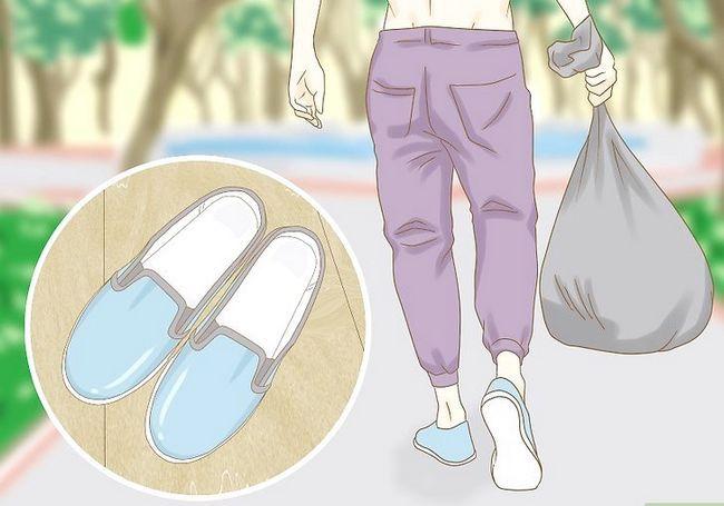 Prent getiteld Maak `n natuurlike voet reuk oplossing Stap 16