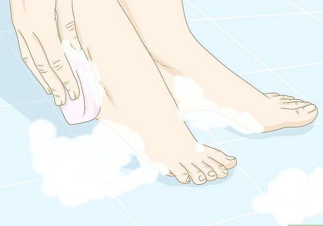 Prent getiteld Maak `n natuurlike voet reuk oplossing Stap 7