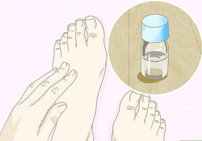 Prent getiteld Maak `n natuurlike voet reuk oplossing Stap 8