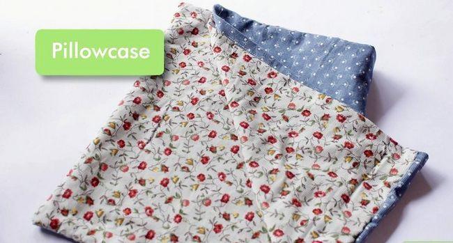 Prent getiteld Maak `n meisie`s Simple Dress Step 2