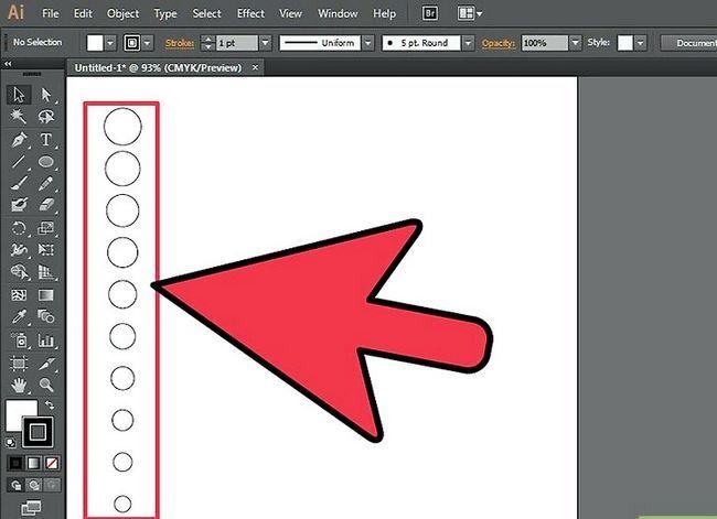 Prent getiteld Animeer in Adobe Illustrator Step 2