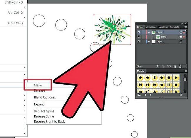 Prent getiteld Animeer in Adobe Illustrator Stap 6