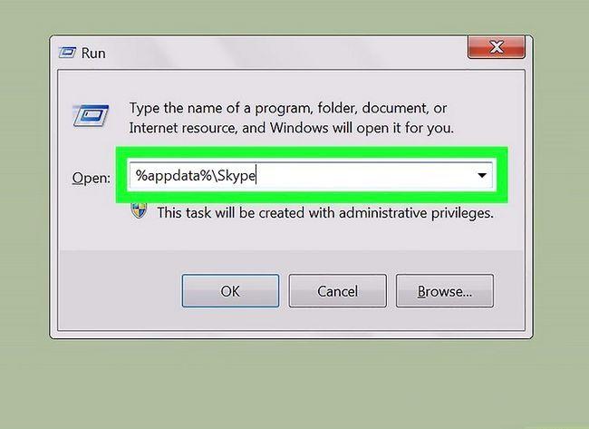 Beeld getiteld Backup Chat Geskiedenis op Skype op PC of Mac Stap 2