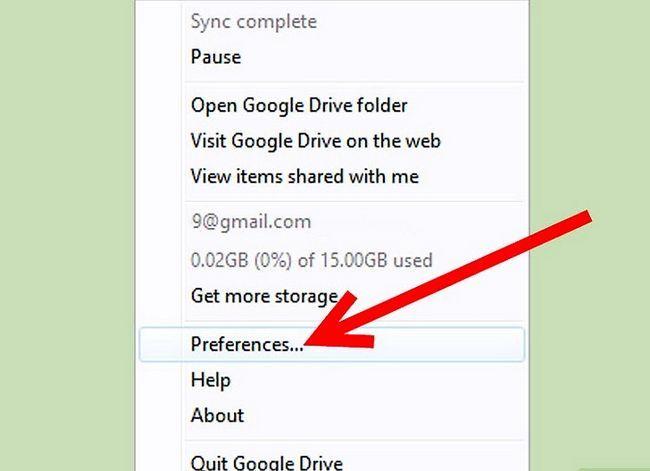 Prent getiteld Backup Google Docs Stap 15Bullet1