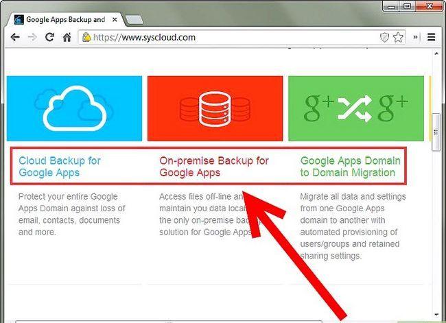 Prent getiteld Backup Google Docs Stap 19