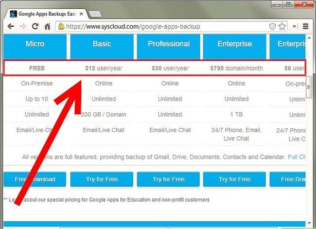 Prent getiteld Backup Google Docs Stap 19Bullet1