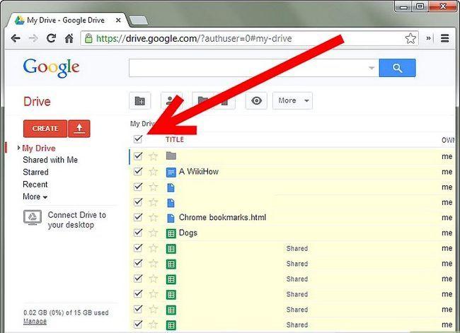 Prent getiteld Backup Google Docs Stap 3