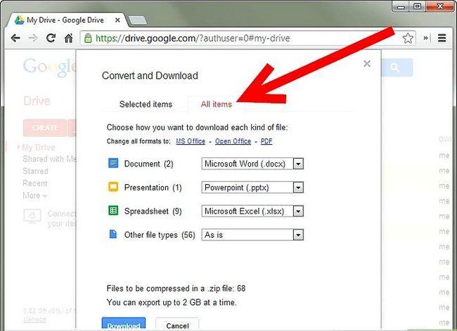 Beeld getiteld Backup Google Docs Stap 7