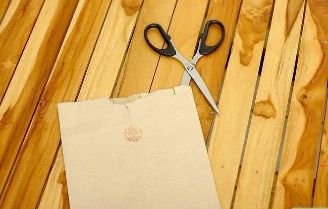 Prentjie met die titel PaperBagCover Stap 1