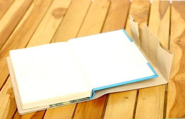 Prentjie met die titel PaperBagCover Stap 10
