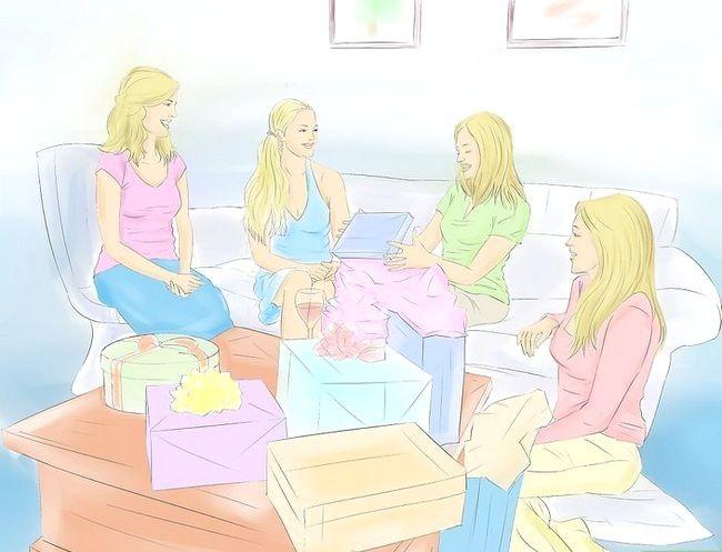 Hoe om `n bachelorette party te maak