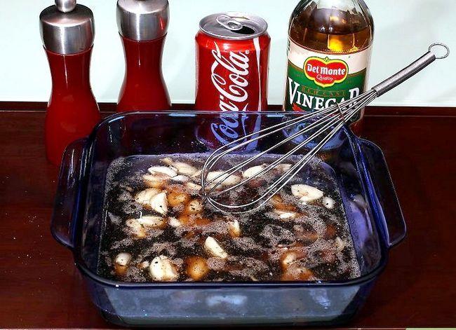 Prent getiteld Maak Coca Cola Marinade Stap 1