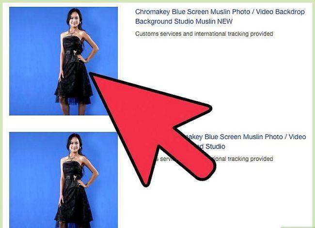 Prent getiteld Maak `n groen skerm op `n Mac met iMovie Stap 8