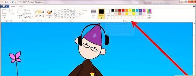 Beeld getiteld Maak `n Potter Puppet Pals Movie in Windows XP Stap 6