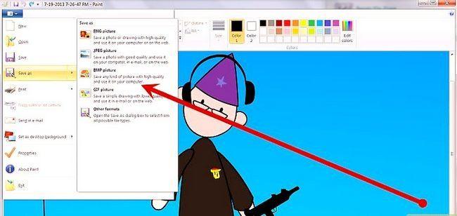 Beeld getiteld Maak `n Potter Puppet Pals Movie in Windows XP Stap 7