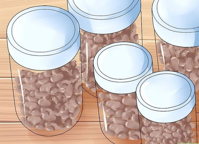 Prent getiteld Maak Rosyntjies Gebruik `n Voedsel Dehidraat Stap 7
