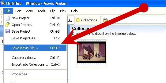 Prent getiteld Maak Stick Men Videos op Paint and Movie Maker Stap 5