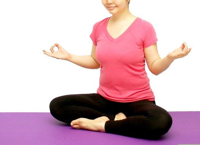 Prent getiteld Doen Kundalini Joga en Meditasie Stap 5
