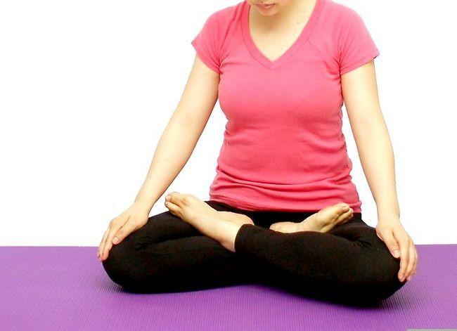 Prent getiteld Doen Kundalini Joga en Meditasie Stap 2