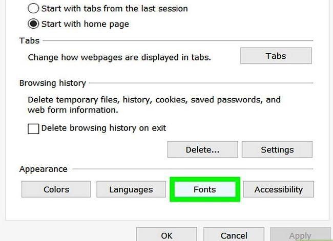 Prent getiteld Inzoomen Internet Explorer Stap 3