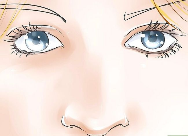 Prent getiteld Doen selfhypnose Stap 10