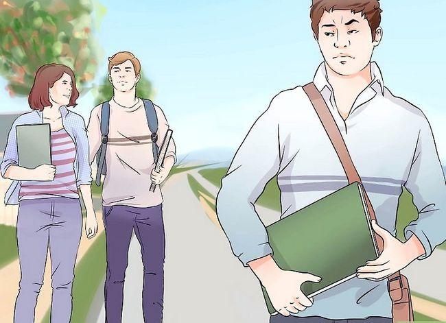 Beeld getiteld Ignoreer jou gemiddelde Ex Boyfriend Stap 3
