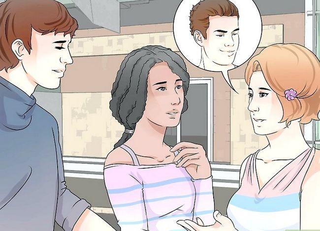 Prent getiteld Ignoreer jou gemiddelde eks vriendin Stap 8