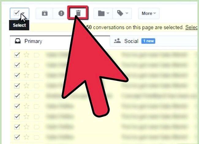 Prent getiteld Invoer Argief Outlook E-pos In Gmail Met GML Stap 6
