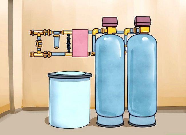 Prent getiteld Verhoog waterdruk Stap 11