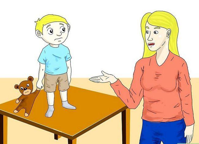 Prent getiteld Instill Dissipline in Kinders Stap 11