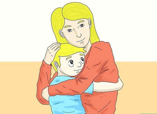 Prent getiteld Instel Dissipline in Kinders Stap 12