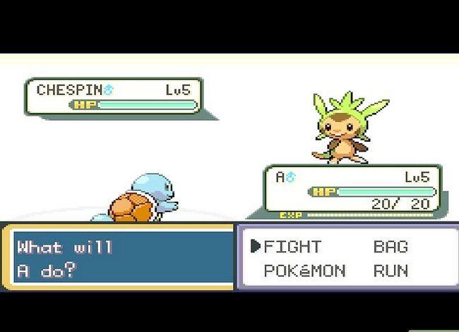 Prent getiteld Kry jou Pokémon besmet met Pokérus Stap 5
