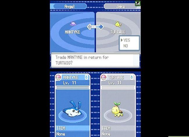Prent getiteld Kry jou Pokémon besmet met Pokérus Stap 6