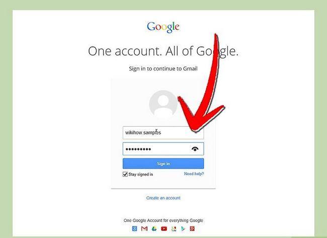 Prent getiteld Teken in na Gmail Stap 19