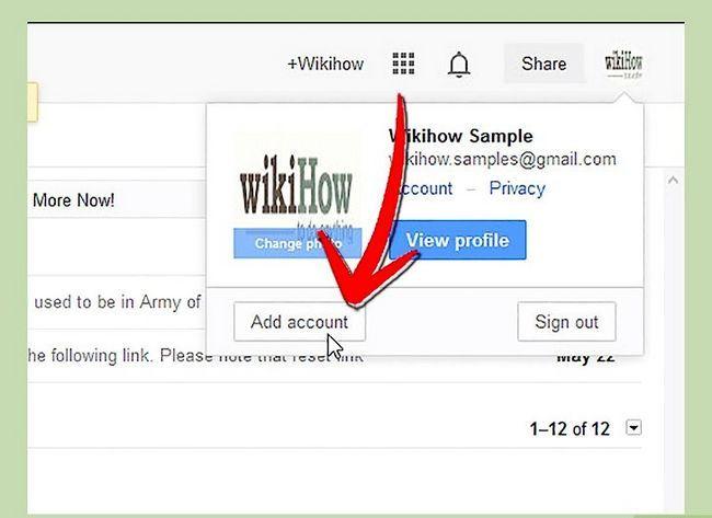 Prent getiteld Teken in na Gmail Stap 21