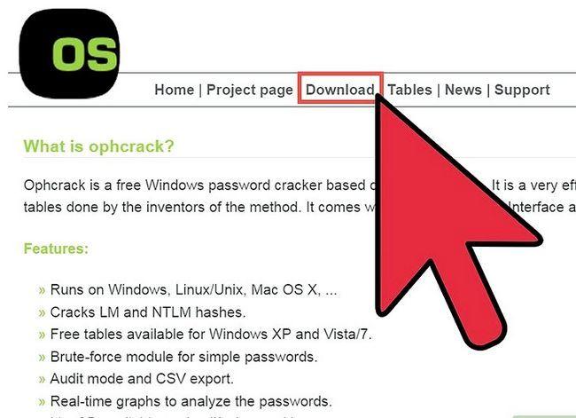 Prent getiteld aanmelding by Windows XP as administrateur stap 3