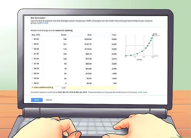 Prentjie getiteld Begin `n suksesvolle Pay Per Click-veldtog Stap 5