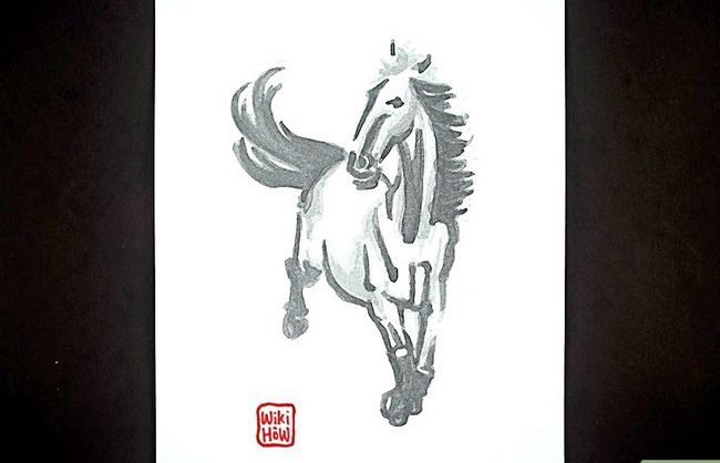 Prent getiteld Begin Chinese Brush Painting Intro