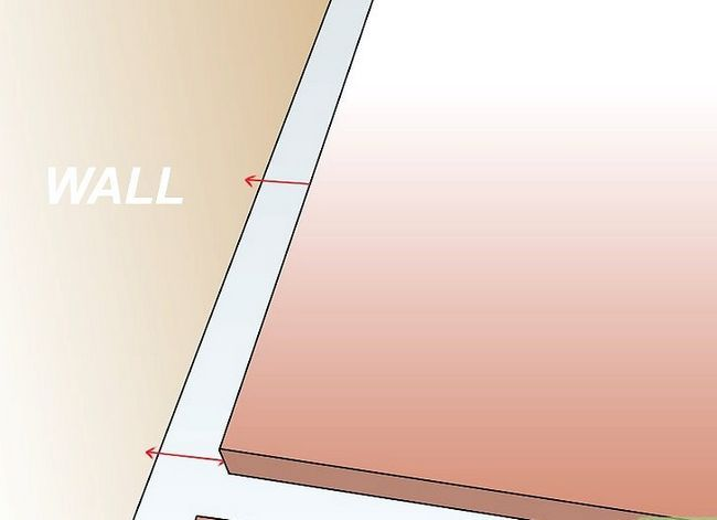 Prent getiteld Installeer leisteenplank Stap 18