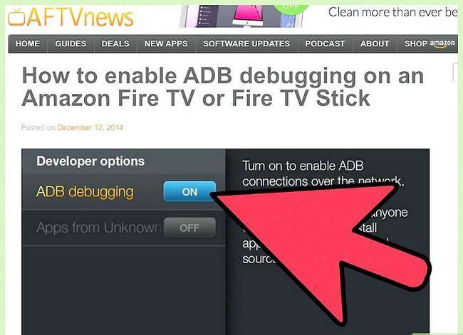 Prent getiteld Installeer Kodi op `n Amazon Fire Stick Step 2