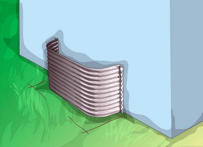 Prent getiteld `n venster installeer Stap 1