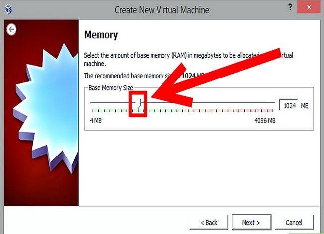 Prent Titel Mac OS X installeer op VirtualBox vir Windows 7 Stap 5