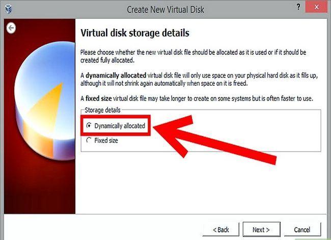 Prent getiteld Installeer Mac OS X op VirtualBox vir Windows 7 Stap 8